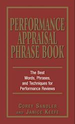 Performance Appraisals Phrase Book
