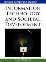 Information Technology and Societal Development af Andrew Targowski