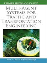 Multi-Agent Systems for Traffic and Transportation Engineering