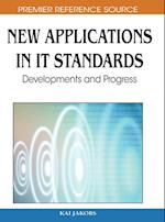 New Applications in IT Standards (Advances in It Standards and Standardization Research)