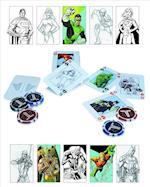 Dc Comics - Justice League Starter Poker Set