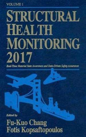 Bog, hardback Structural Health Monitoring 2017 af Fu-Kuo Chang