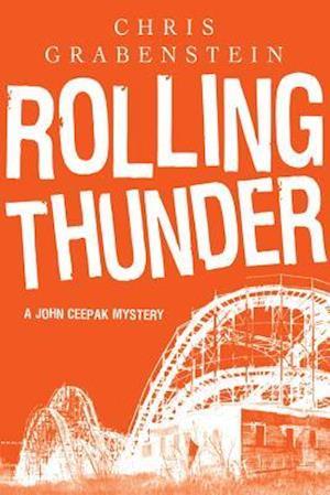 Bog, hardback Rolling Thunder af Chris Grabenstein