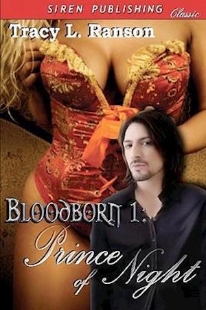 Prince of Night [Bloodborn 1] (Siren Publishing)