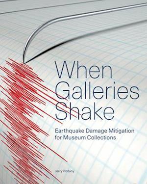 Bog, paperback When Galleries Shake af Jerry Podany