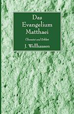 Evangelium Matthaei
