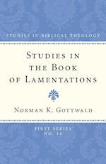 Studies in the Book of Lamentations af Norman K. Gottwald