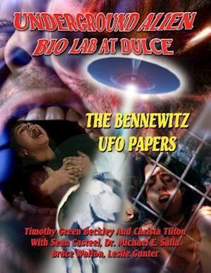 Bog, paperback Underground Alien Bio Lab at Dulce af Timothy Green Beckley, Sean Casteel