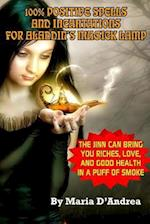 100% Positive Spells and Incantations for Aladdin's Magick Lamp
