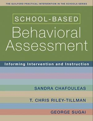 School-Based Behavioral Assessment