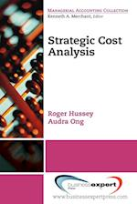 Strategic Cost Analysis af Roger Hussey