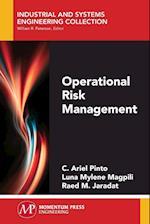 Operational Risk Management af Pinto