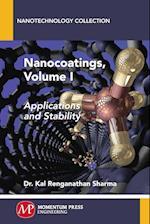 Nanocoatings, Volume I