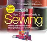 New Complete Guide to Sewing (Reader's Digest)