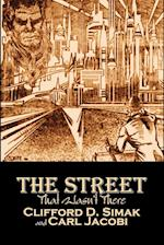 The Street That Wasn't There by Clifford D. Simak, Science Fiction, Fantasy, Adventure
