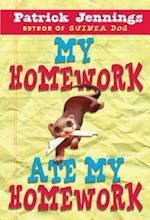 My Homework Ate My Homework (Fiction Middle Grade)