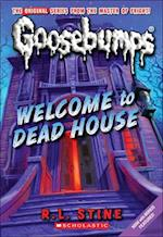 Welcome to Dead House af R. L. Stine