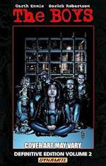The Boys, Definitive Edition, Volume 2