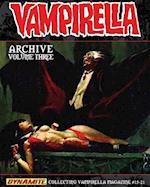 Vampirella Archives 3 af Donald McGregor, Archie Goodwin, Dave Mitchell