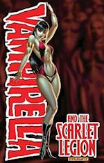 Vampirella and the Scarlet Legion