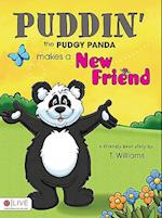 Puddin' the Pudgy Panda Makes a New Friend af T. Williams