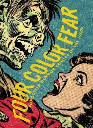 Bog, paperback Four Color Fear af Basil Wolverton