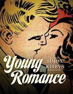 Young Romance af Joe Simon, Michel Gagne, Jack Kirby
