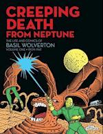 Creeping Death from Neptune af Basil Wolverton