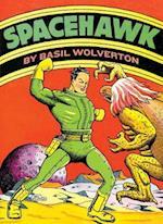 Spacehawk af Basil Wolverton