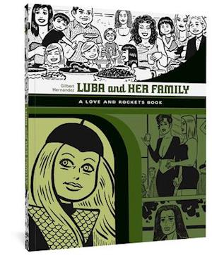 Bog, paperback The Love and Rockets Library af Gilbert Hernandez