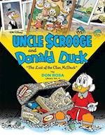 Walt Disney Uncle Scrooge and Donald Duck the Don Rosa Library Vol. 4 (Don Rosa Library, nr. 4)