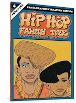 Hip Hop Family Tree Book 4 af Ed Piskor