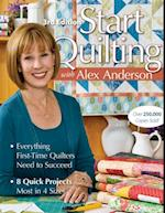 Start Quilting with Alex Anderson af Alex Anderson