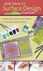 Jane Davila's Surface Design Essentials (Reference Tool)