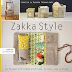 Zakka Style-Print-on-Demand-Edition: 24 Projects Stitched with Ease to Give, Use & Enjoy