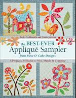 Best-Ever Applique Sampler from Piece O'Cake Designs af Linda Jenkins