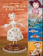 Enchanting Art Dolls and Soft Sculptures