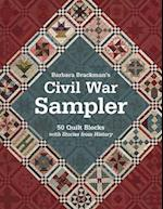Barbara Brackman's Civil War Sampler
