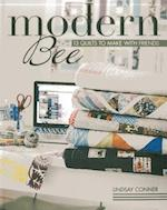 Modern Bee--13 Quilts to Make with Friends af Lindsay Conner