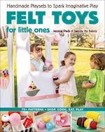 Felt Toys for Little Ones