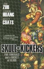 Skull Kickers 2 af Brian Clevinger, Edwin Huang, Ray Fawkes