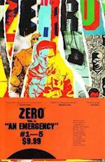 Zero Volume 1: An Emergency TP af Ales Kot