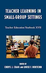 Teacher Learning in Small-Group Settings