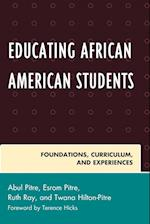 Educating African American Students