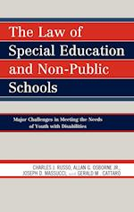 The Law of Special Education and Non-Public Schools