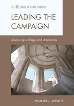 Leading the Campaign af Michael J. Worth