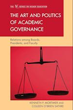 The Art and Politics of Academic Governance (The ACE Series on Higher Education)
