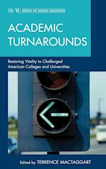 Academic Turnarounds (The ACE Series on Higher Education)