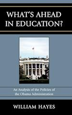 What's Ahead in Education? af John A Martin, William Hayes