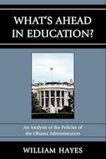 WhatOs Ahead in Education? af John A Martin, William Hayes